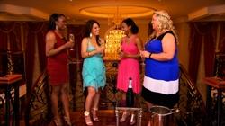 Christina, Felicia, Joann & Syreka