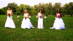 Angela, Kristy, Melissa & Sherisse