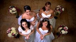 Christen, Hanieh, Marsha & Michelle