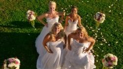 Brittany, Gina, Melissa & Shelley